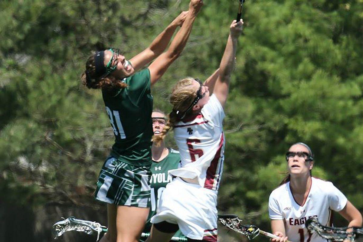 sarah mannelly women's lacrosse