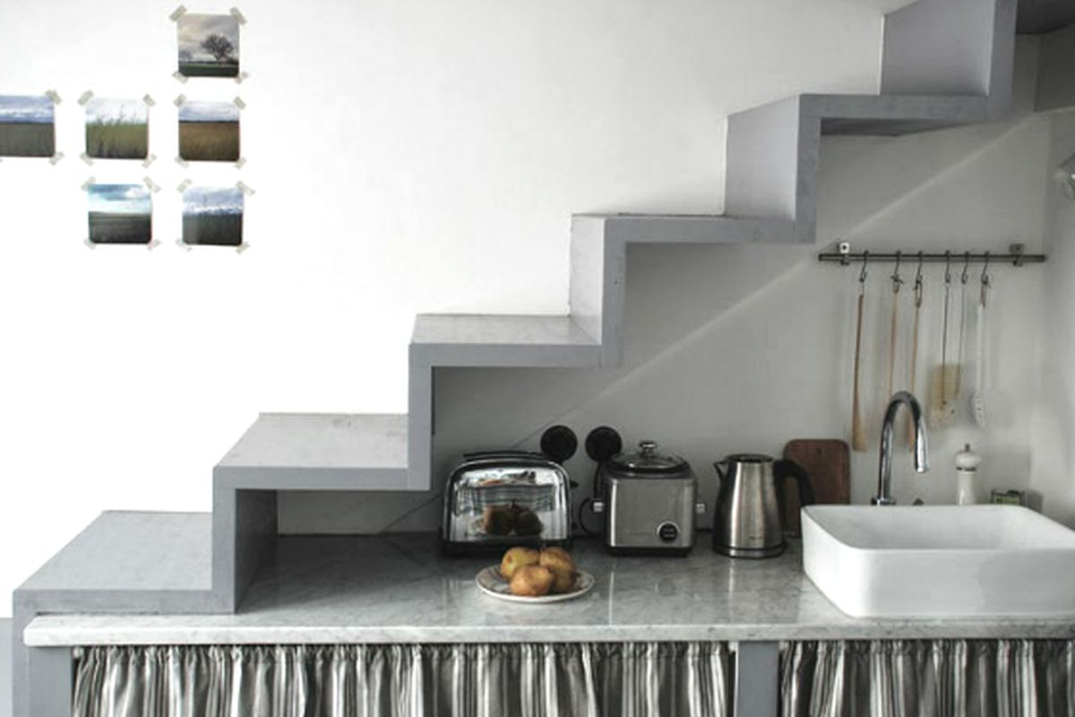 9 Small-Space Solutions From Ingenious Tiny Parisian Pads - Curbed