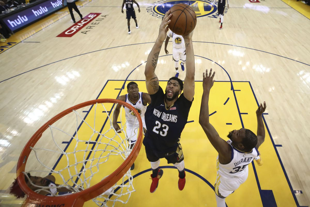 NBA News: Anthony Davis of Pelicans has second-highest odds