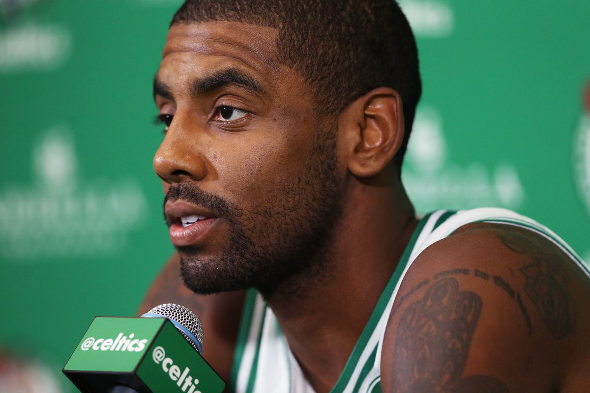 Kyrie Irving Doesn T Really Believe That The Earth Is Flat