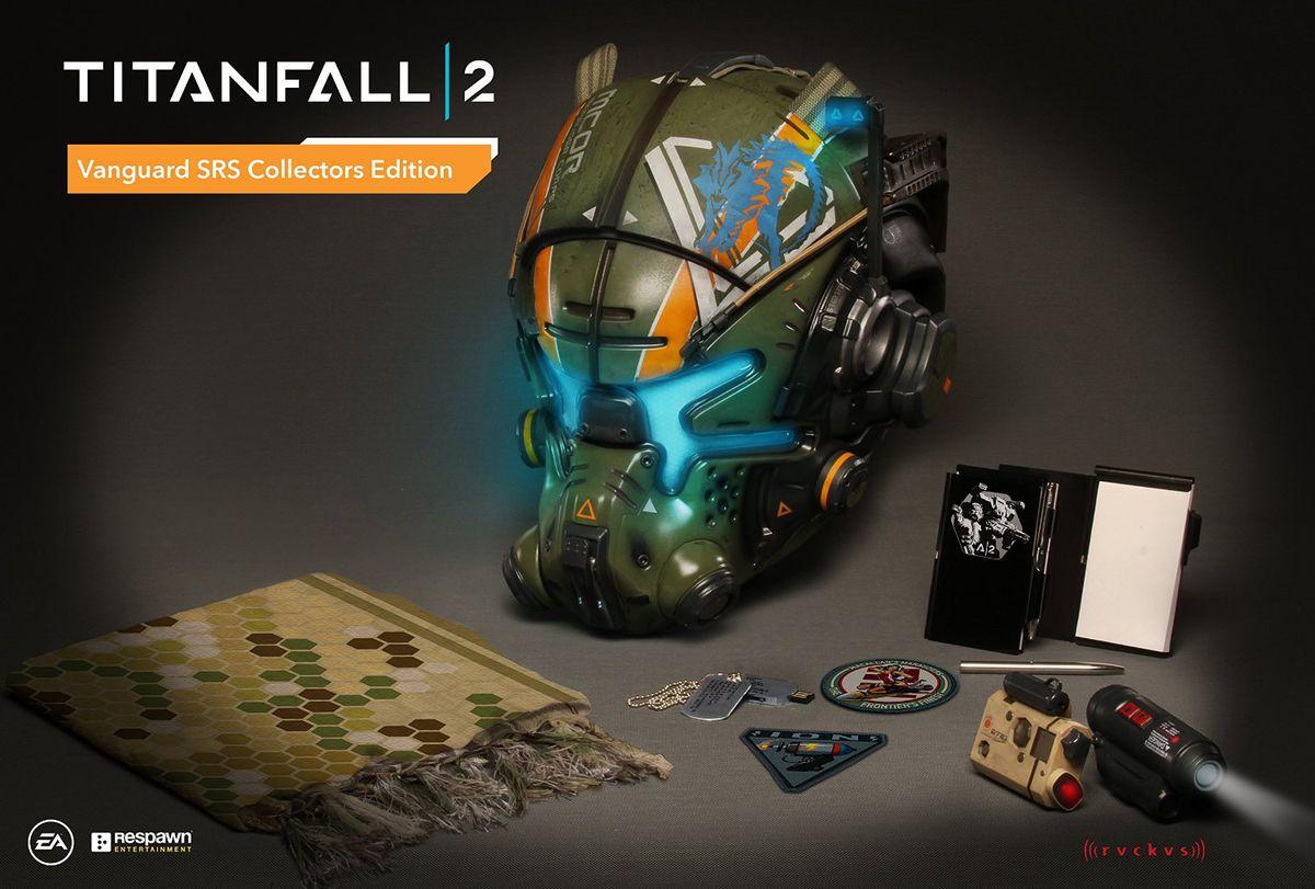 titanfall 2 vanguard edition