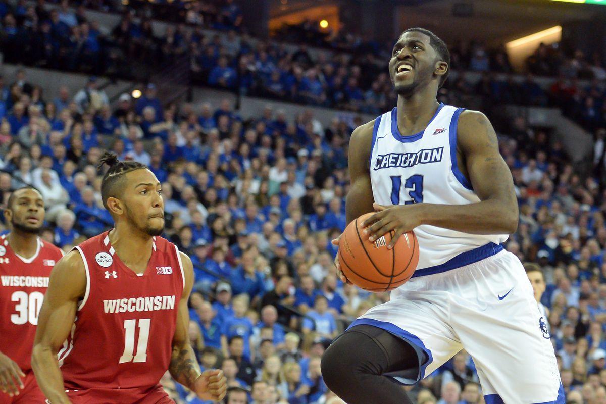 NCAA Basketball: Wisconsin at Creighton