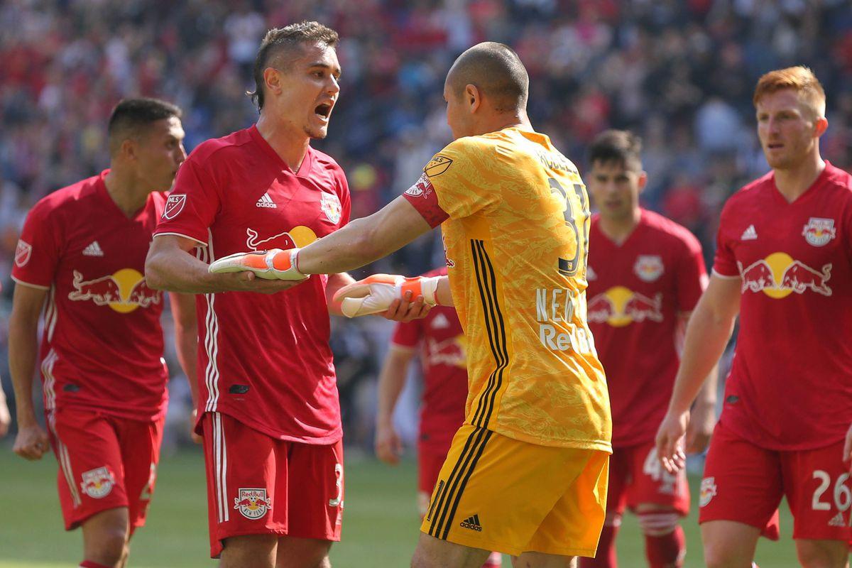 MLS: LA Galaxy at New York Red Bulls