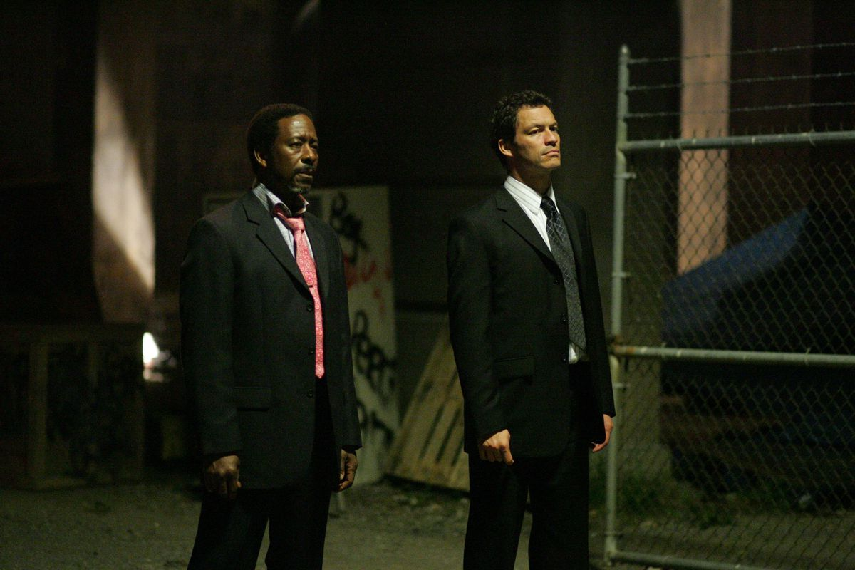 The Wire is deeply felt, beautifully reported fiction. But it's still fiction.