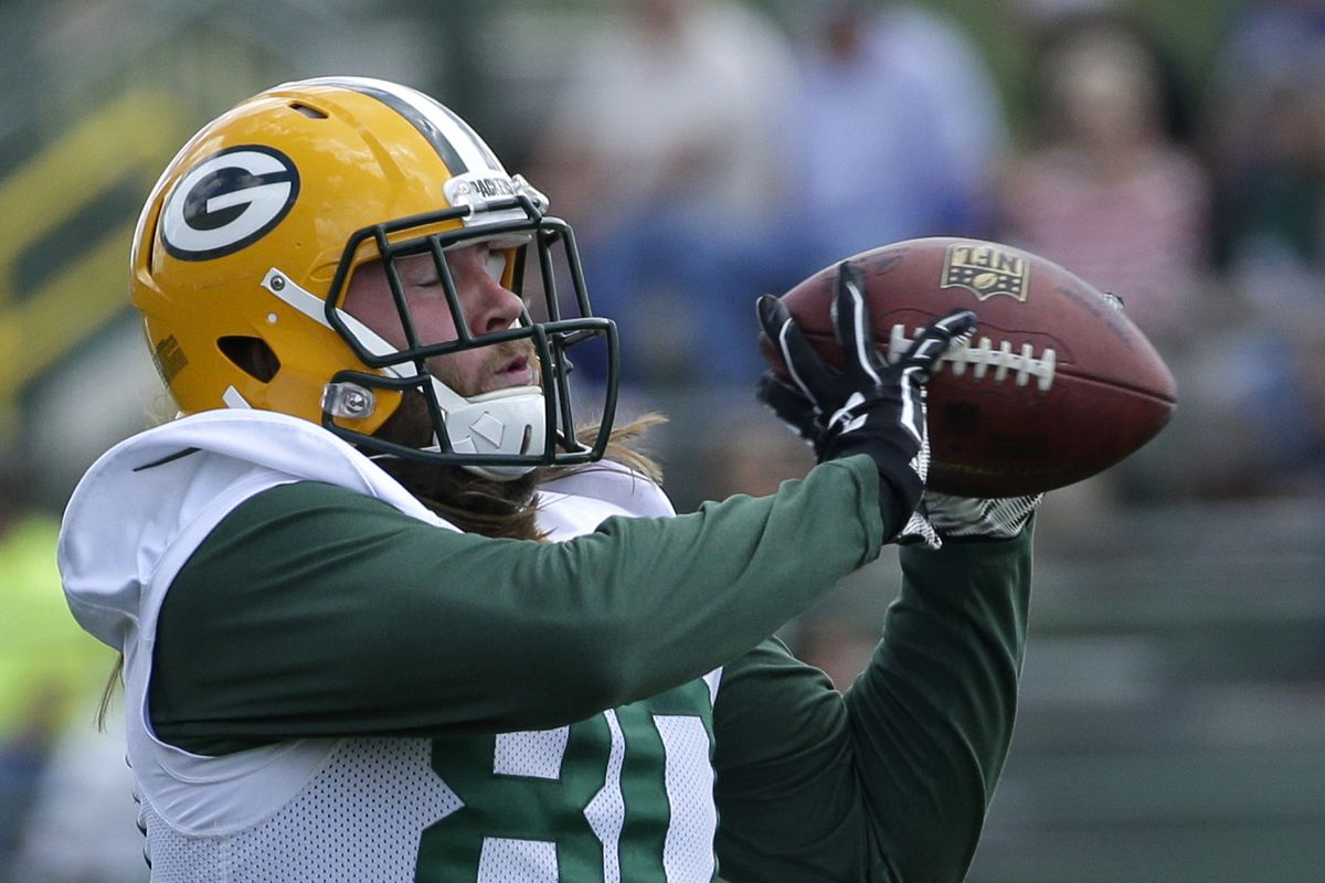 Breaking Down The Packers First Depth Chart Of 2016