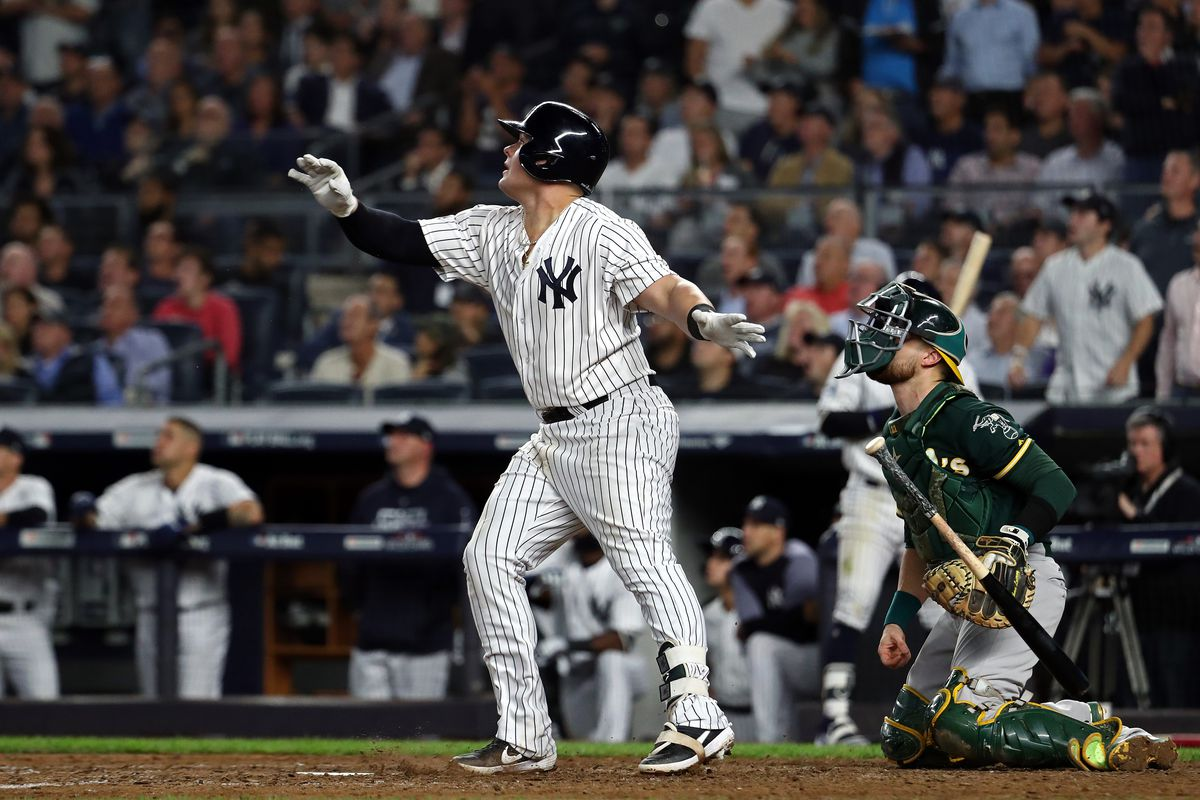 The Yankees Won The Wild Card Game Because They Played Their Best