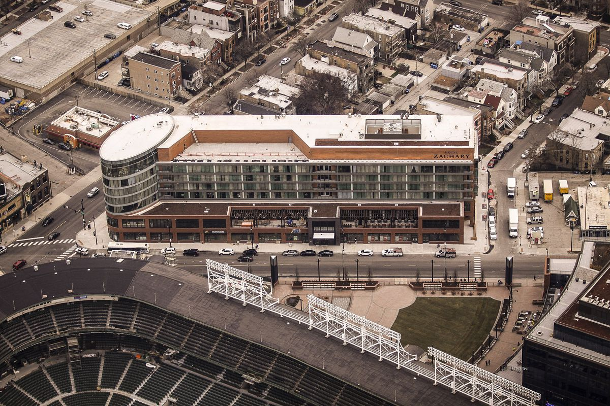 Here S What S New In And Around Wrigley Field In 2018