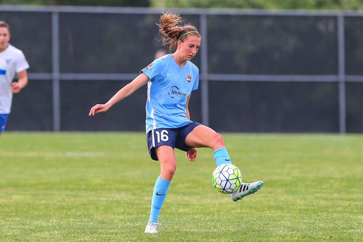SOCCER: MAY 13 NWSL - Boston Breakers at Sky Blue FC