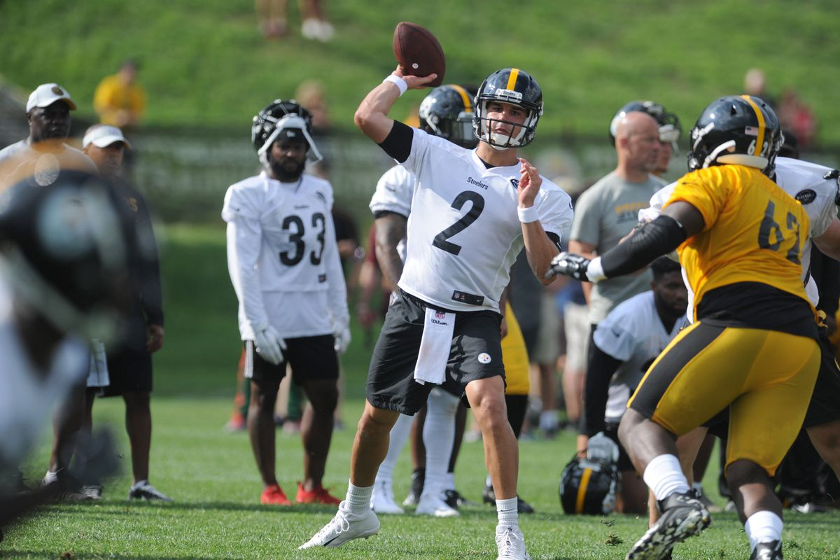 Live practice updates from Steelers 2019 Training Camp: 7/27