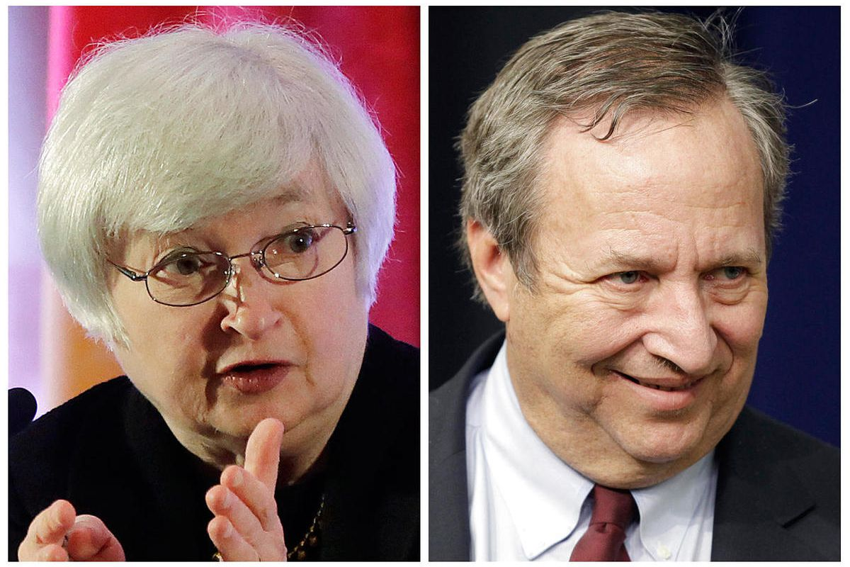 yellen to be nominated as 1st female fed chairman deseret news deseret news
