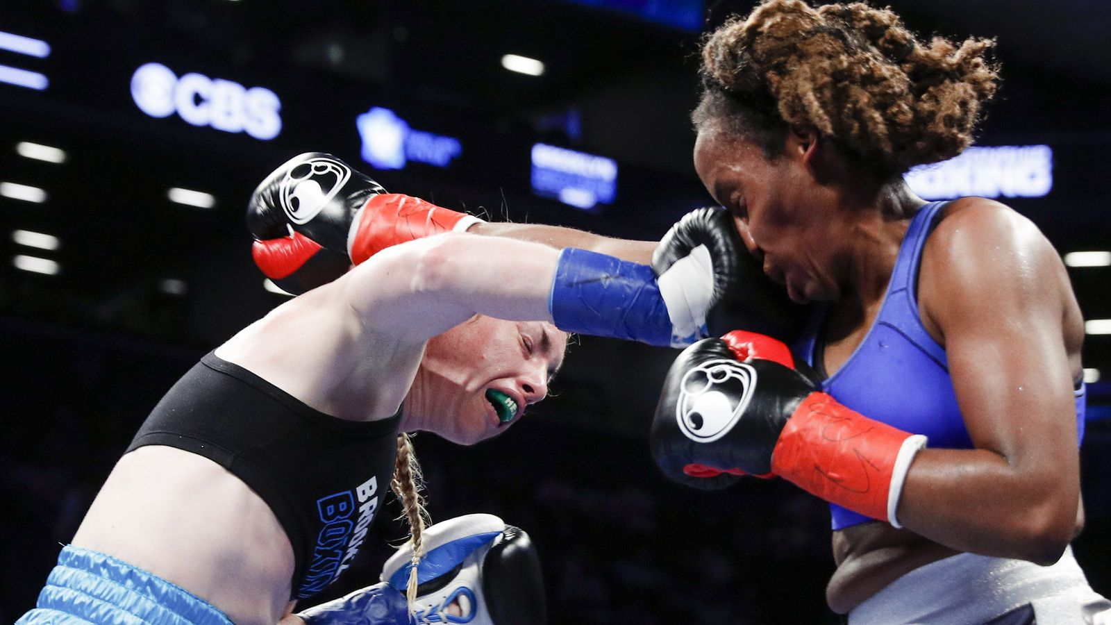 Heather Hardy Won T Back Down Mma Fighting