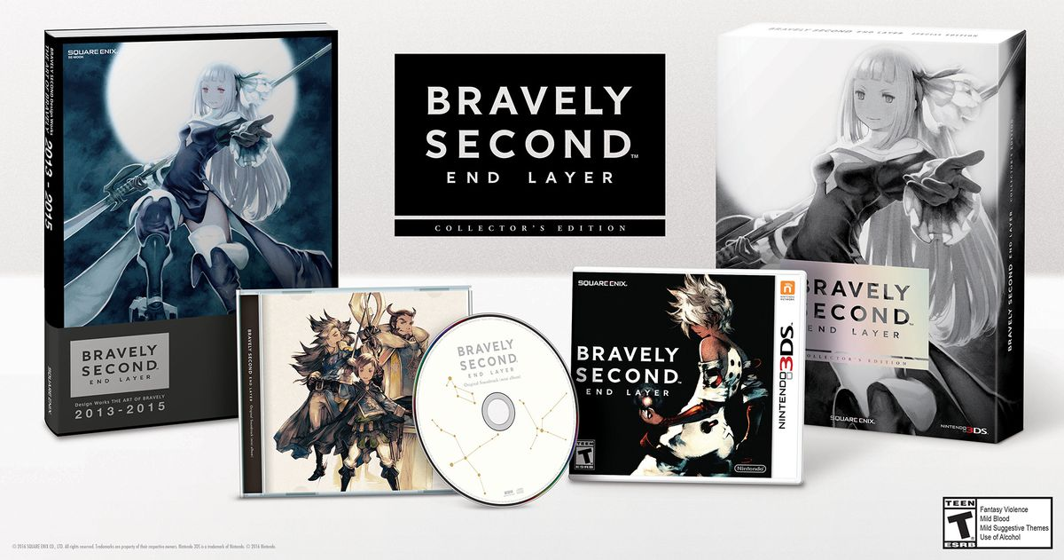 Bravely Second: End Layer - Collector's Edition image 1920