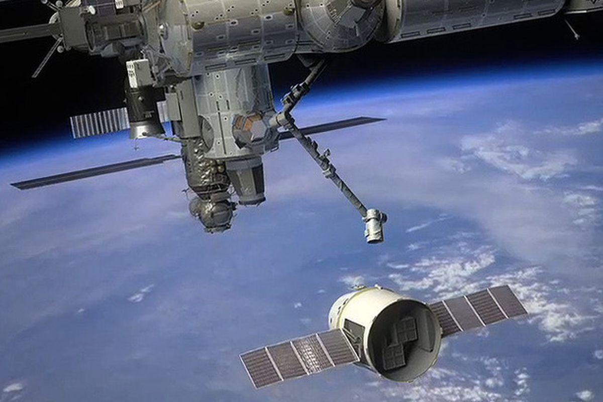 Dragon Space Module