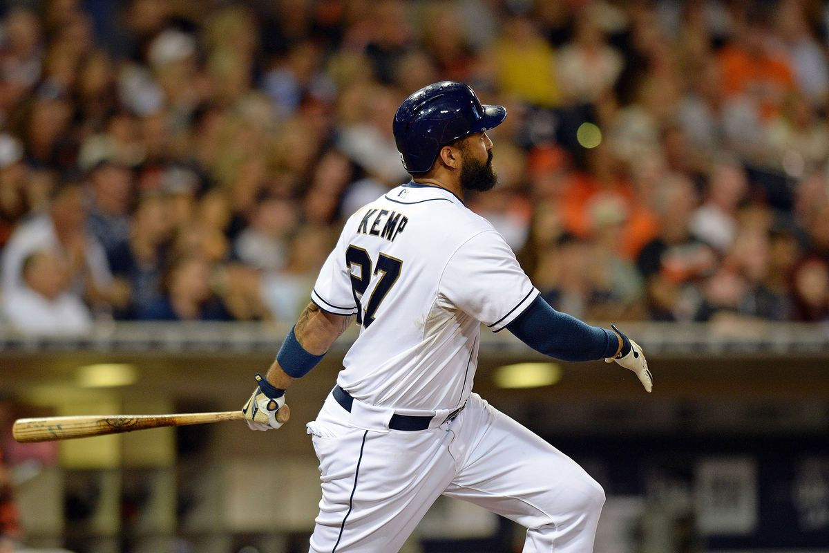 Matt Kemp is looking for his career, can YOU help him find it?