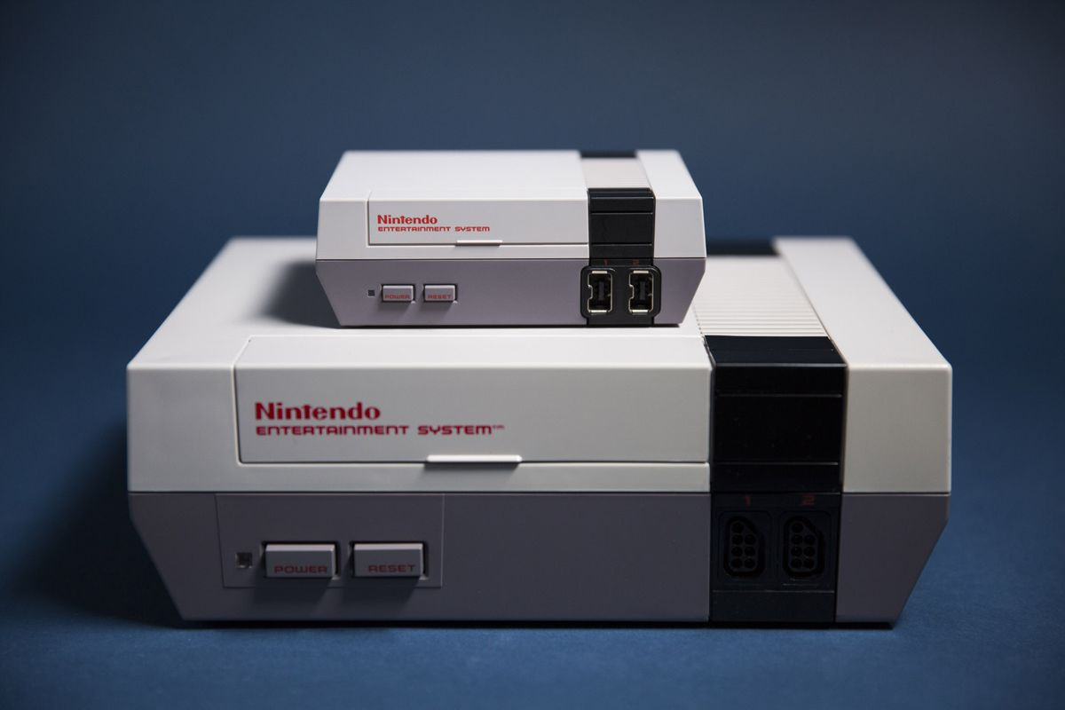 The Nes Classic And The Wonderful Novelty Of Dumb