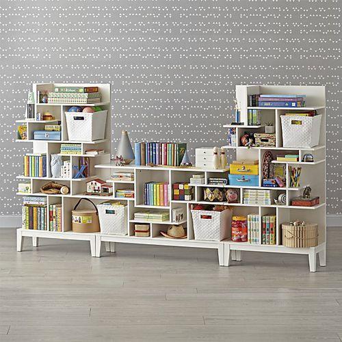 Modern Maze Bookcase 399