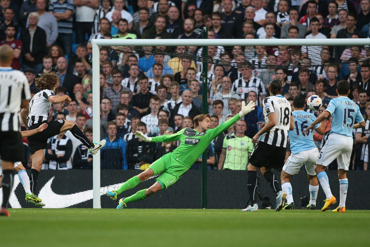 Newcastle may have to rely on some heroics from Tim Krul to keep them in the hunt for a European spot.