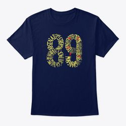 """<a class=""""ql-link"""" href=""""https://feestees-afc.myteespring.co/listing/89tee?product=2"""" target=""""_blank"""">89 T-shirt</a>. Love that it uses the words from that famous play-call to make up the numbers. For the, uh, more """"experienced"""" Gooner. I also love this <a class=""""ql-link"""" href=""""https://feestees-afc.myteespring.co/listing/rocastle?product=2"""" target=""""_blank"""">Rocky Rocastle shirt</a>. From <a class=""""ql-link"""" href=""""https://feestees-afc.myteespring.co/"""" target=""""_blank"""">Fees Tees</a>."""