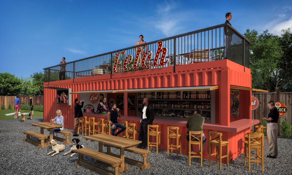 Fetch The Old Fourth Ward S Dog Park Restaurant In Renderings Curbed Atlanta