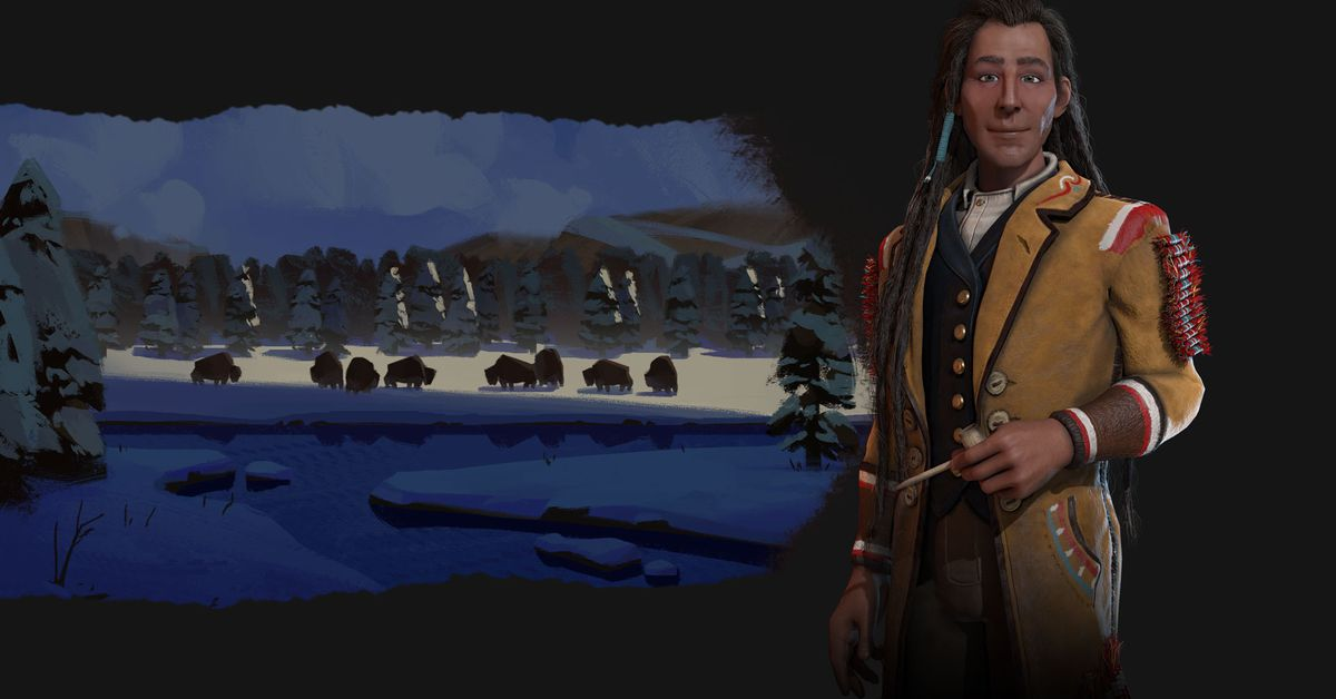 Cree Nation leader unhappy with Civilization 6 portrayal