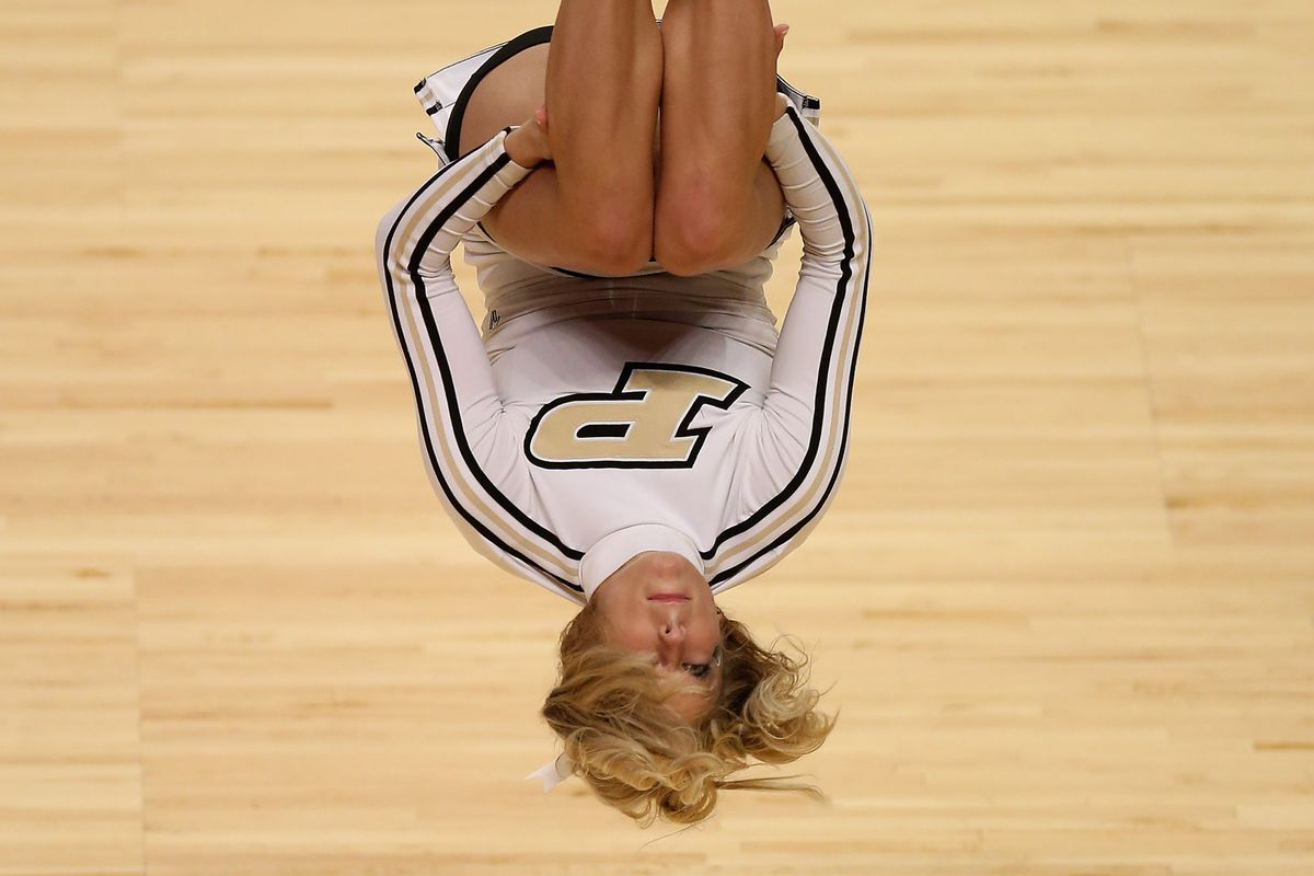 I give in to your demands for more cheerleaders.