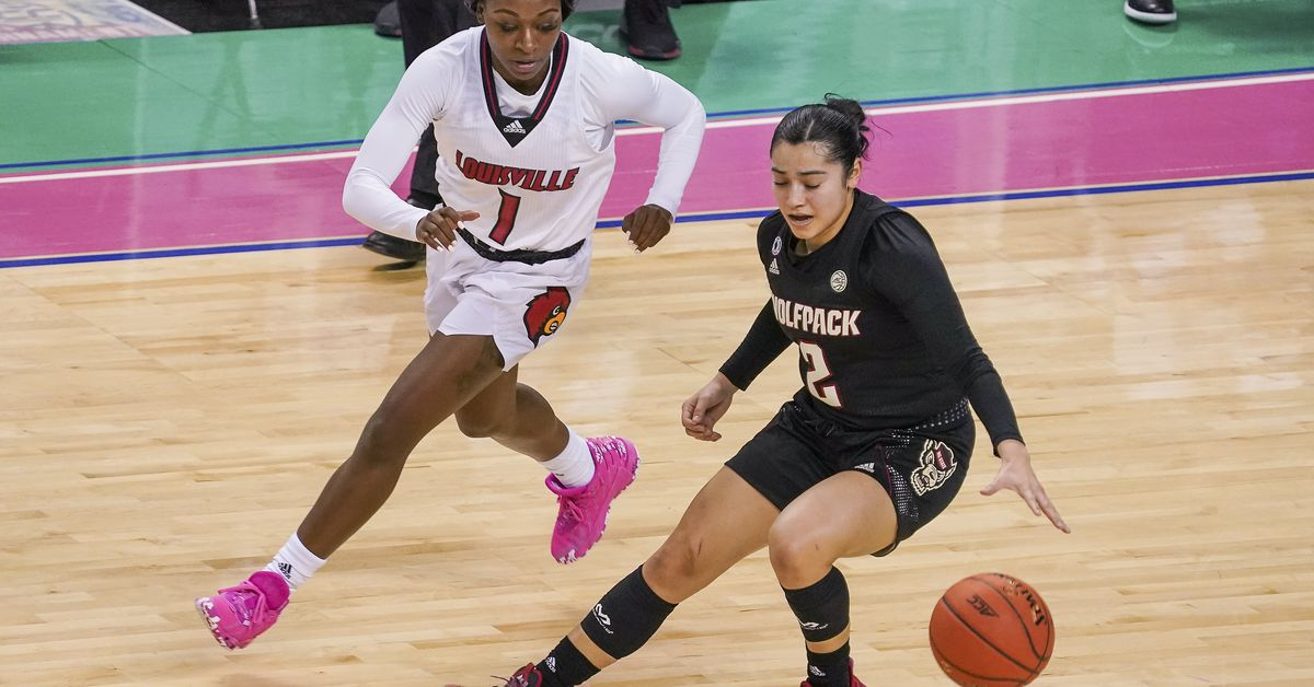 Back to back! NC State beats Louisville for 2nd straight ACC women's basketball tournament title - Backing The Pack