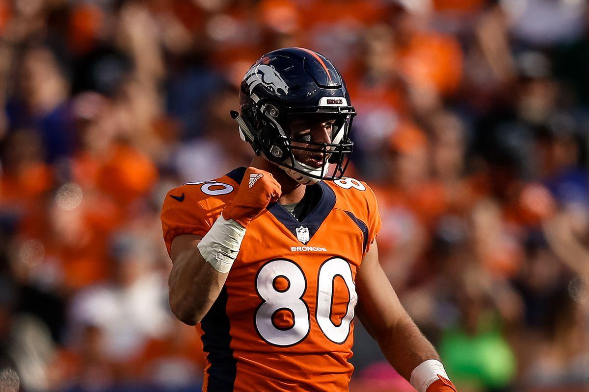 2019 Denver Broncos roster review: Tight end Jake Butt - Mile High