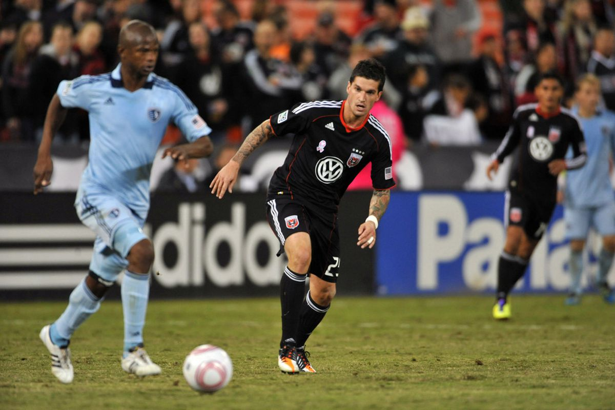 The 2011 season draws to a close with a 1-0 loss to Sporting Kansas City