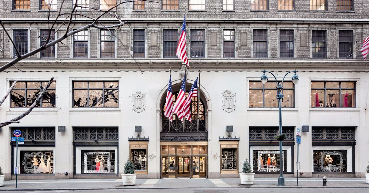 Lord Taylor Will Sell Its Landmarked Fifth Avenue Flagship To
