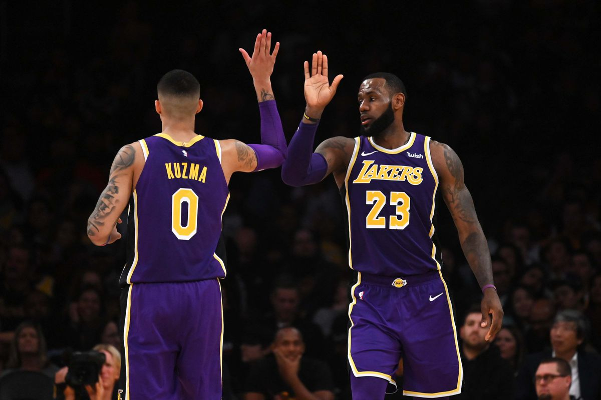 NBA Trade Rumors: Lakers wanted to keep Kyle Kuzma because they like his fit with LeBron James, Anthony Davis…