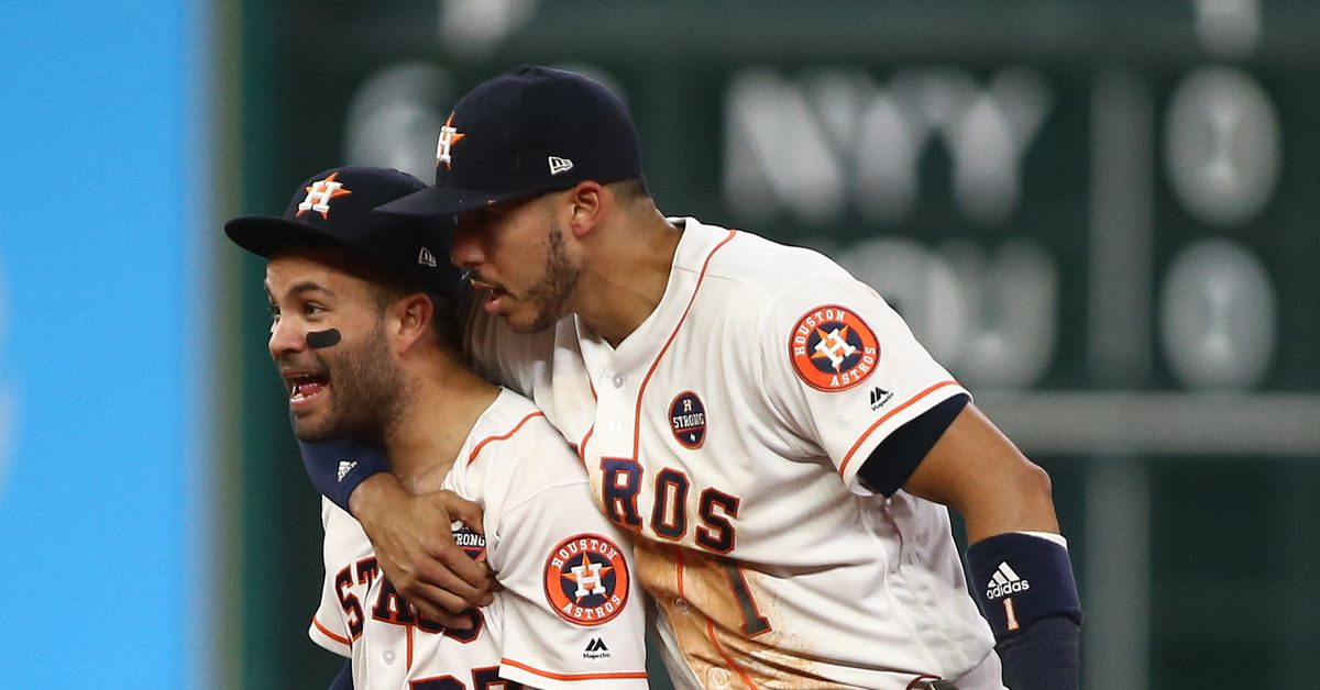 Astros-Dodgers is the World Series matchup we deserve