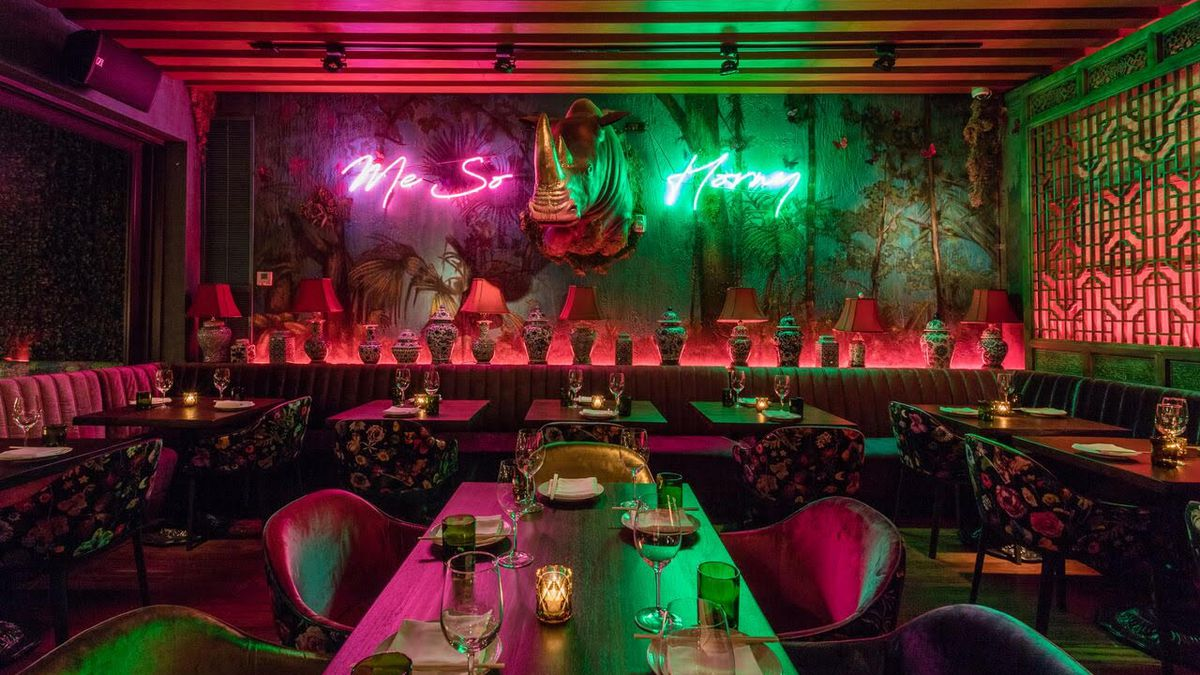 Clubstaurant Mandrake Is Miami S Most Over The Top New