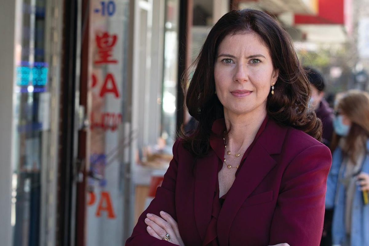 Former councilmember Elizabeth Crowley.