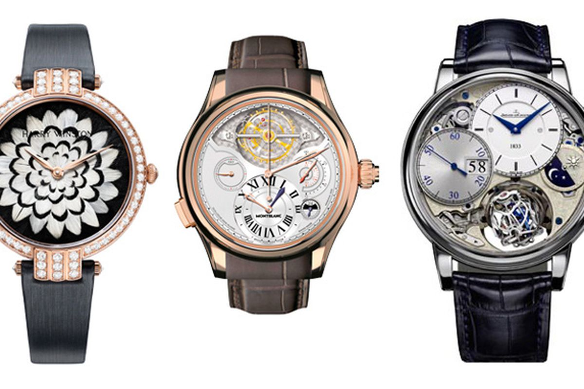 Images via Rodeo Drive Festival of Watches