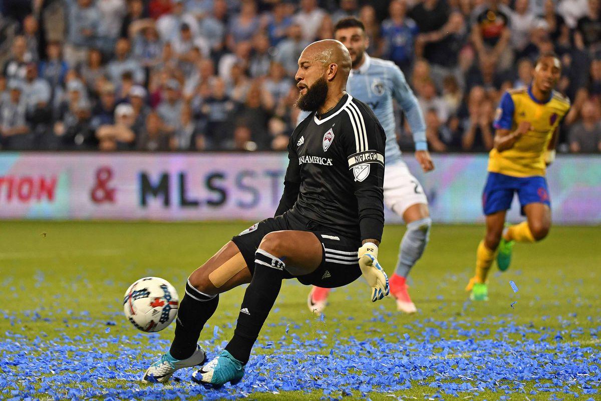 MLS: Colorado Rapids at Sporting KC