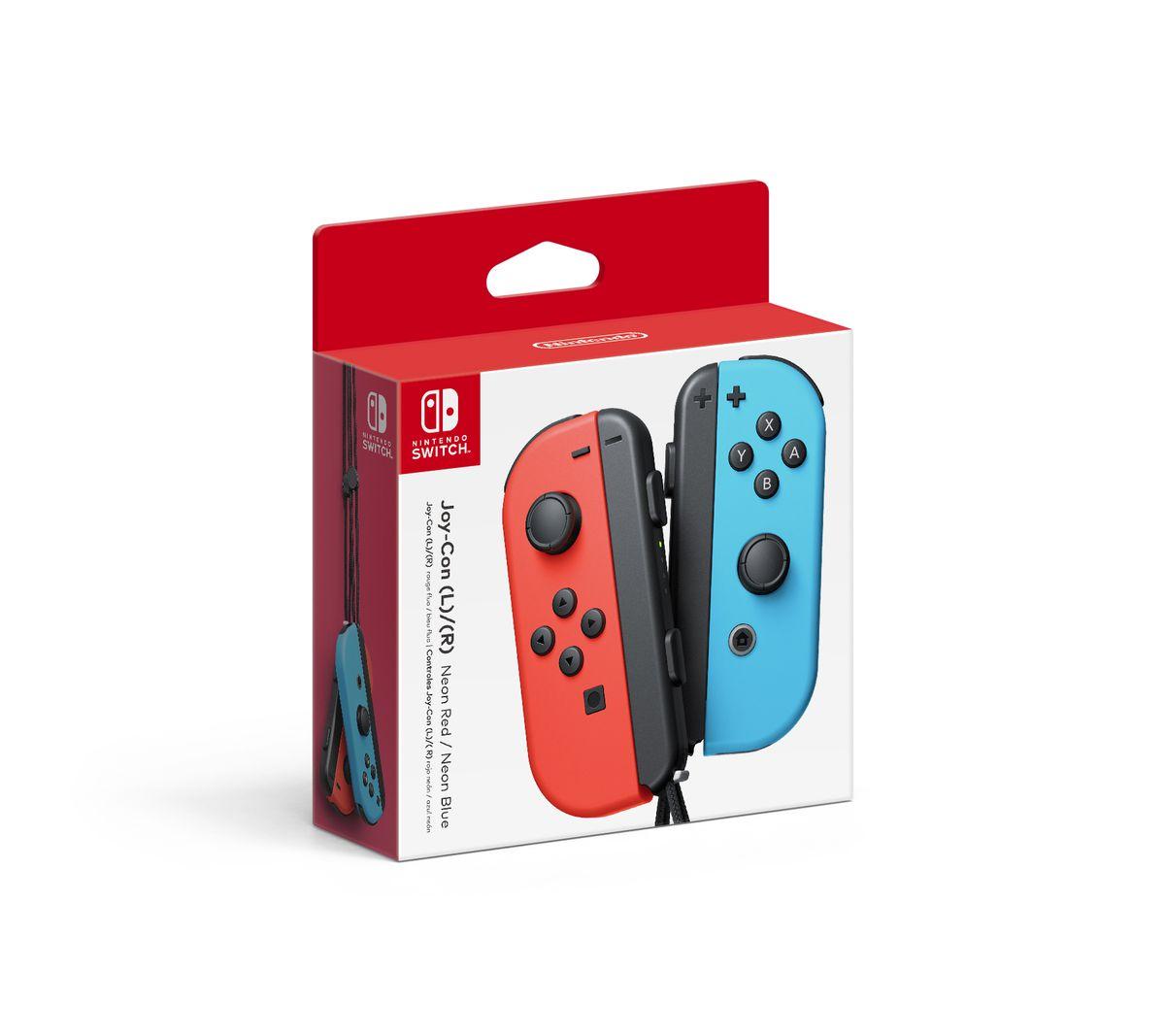 Nintendo Switch extra Joy-Con pair