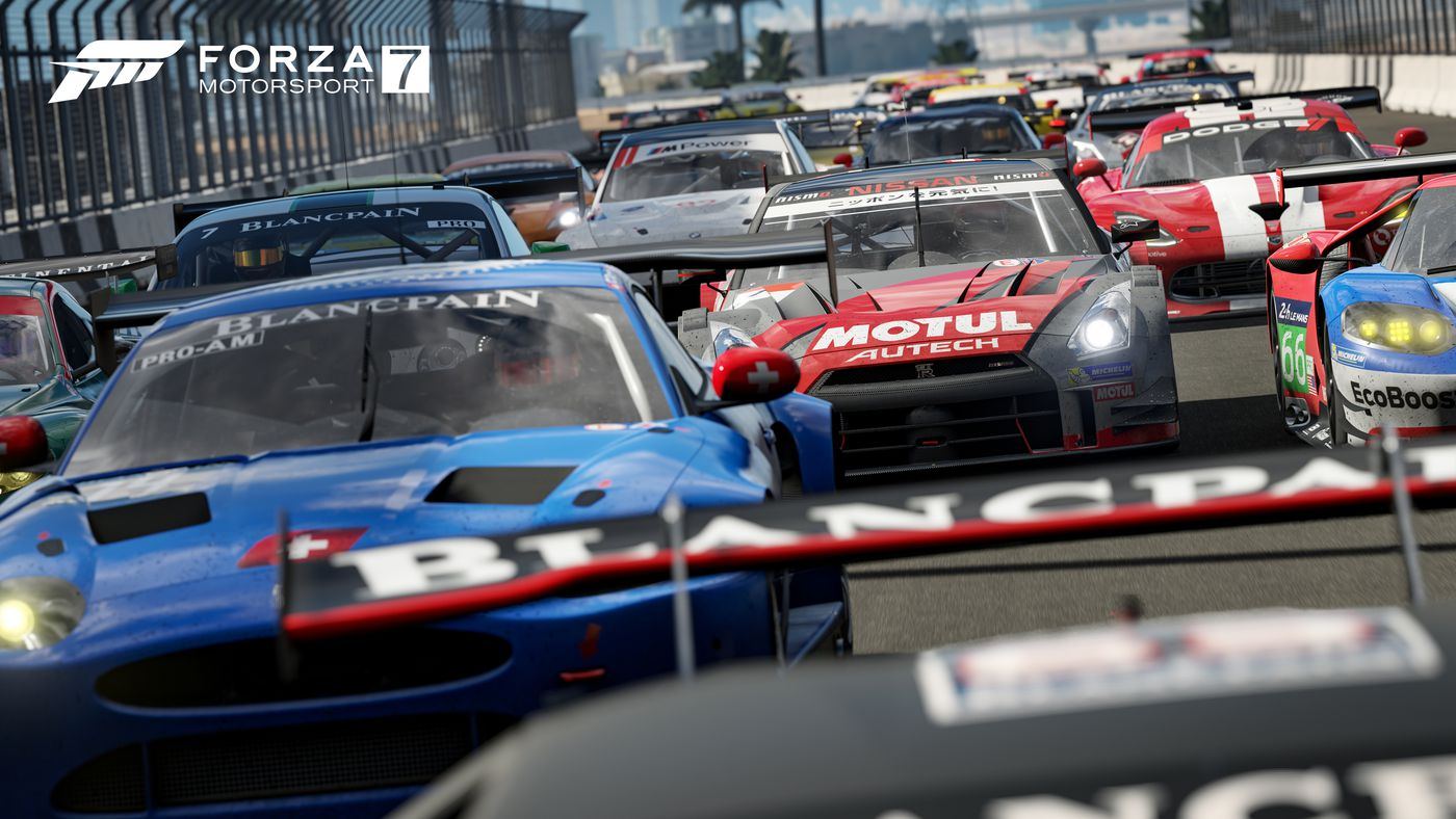 Forza Motorsport 7 First Look The Series Refocuses On Its Drivers