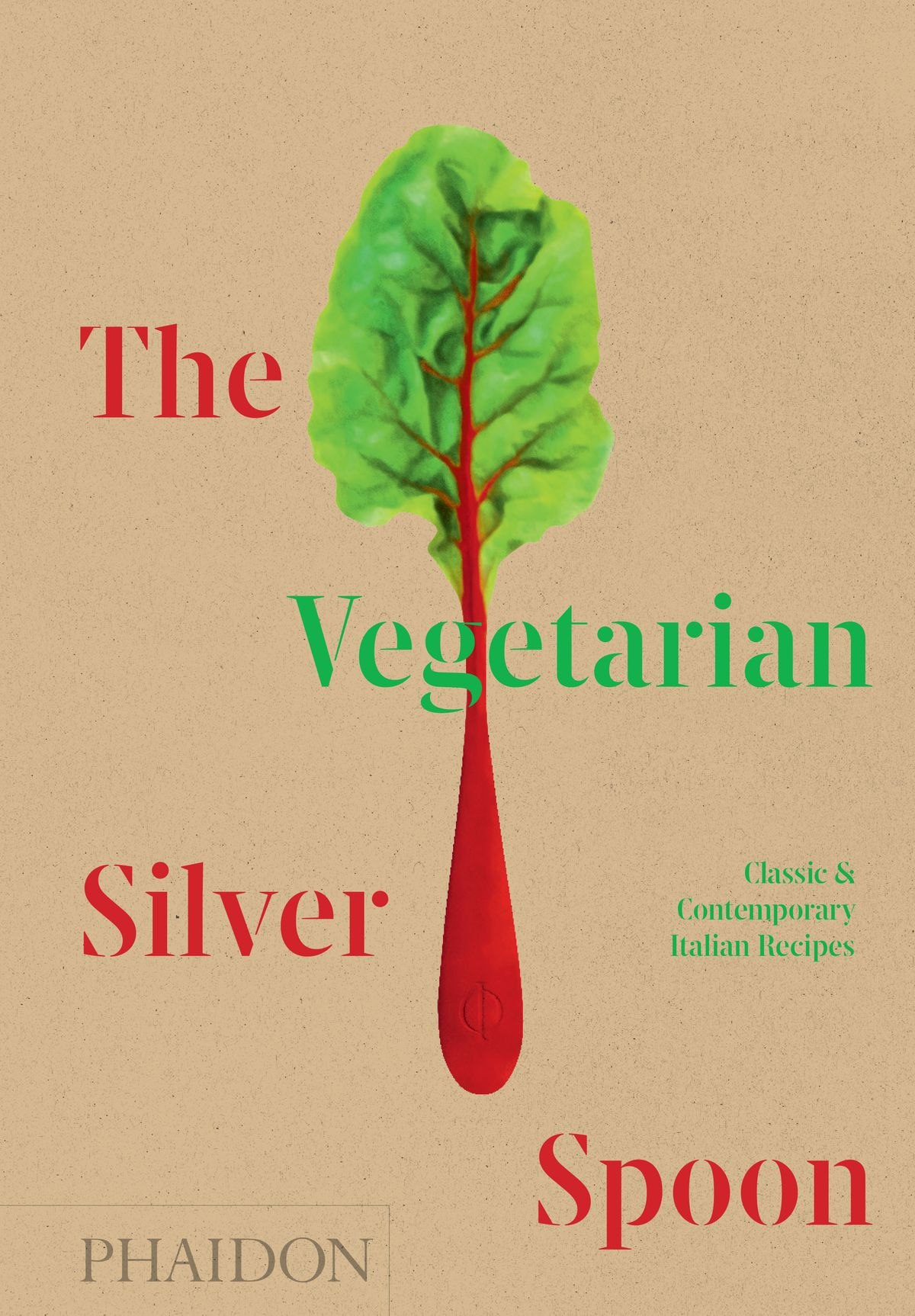 The Vegetarian Silver Spoon cover