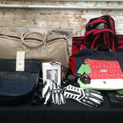 More purses and accessories