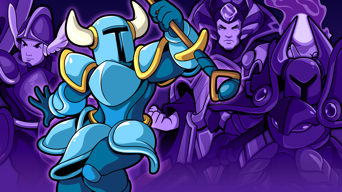 Shovel Knight Rethinks Gender In Retro Games With Body Swap Mode Update Polygon