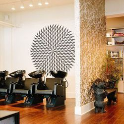 """<span class=""""credit""""><em>Image via Barrow Salon.</em></a></span>  Michelle Snyder may be the owner at <a href=""""http://barrowsalon.com"""">Barrow Salon</a>, but she isn't the only rockstar: We hear that colorist Eileen McCarthy is master at bayalage, which m"""