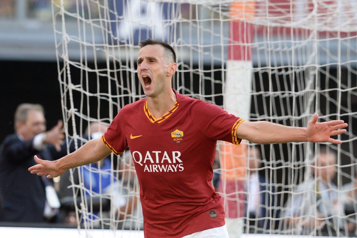AS Roma vs Cagliari - Serie A