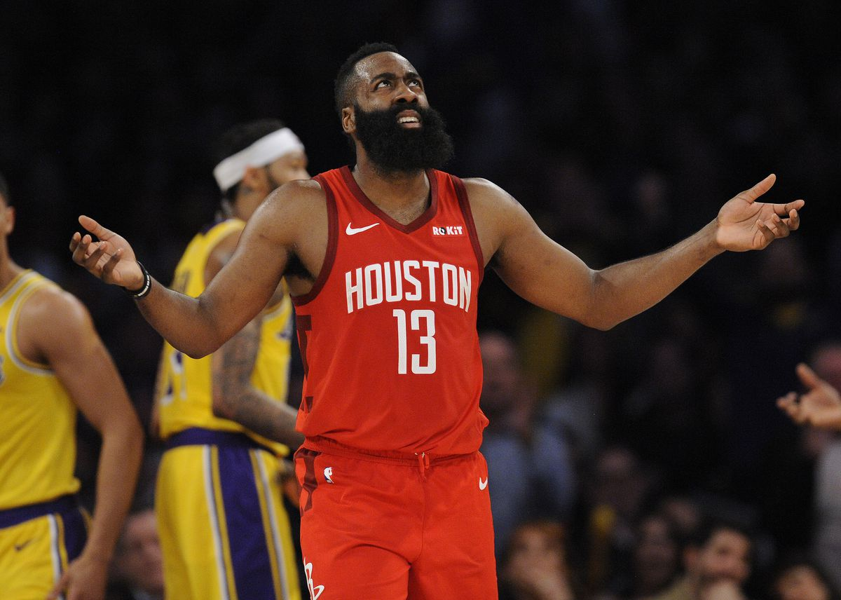 NBA: Houston Rockets at Los Angeles Lakers