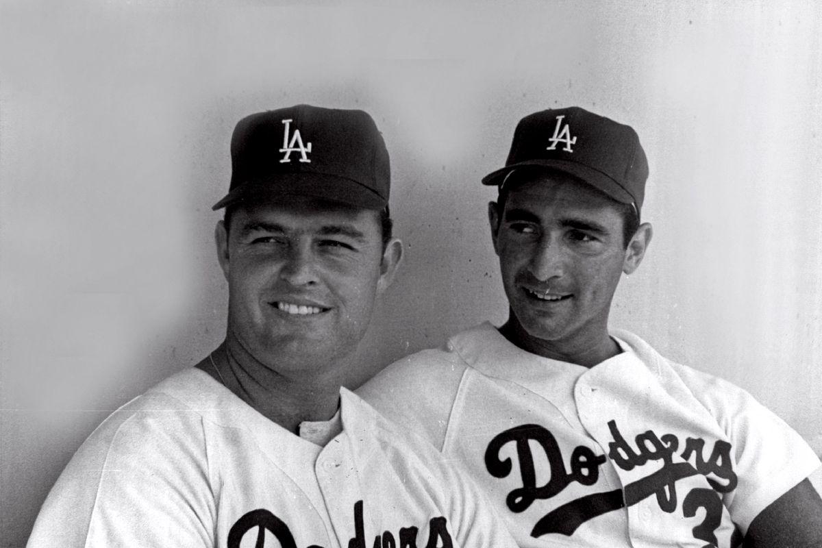 Sandy Koufax - Los Angeles Dodgers