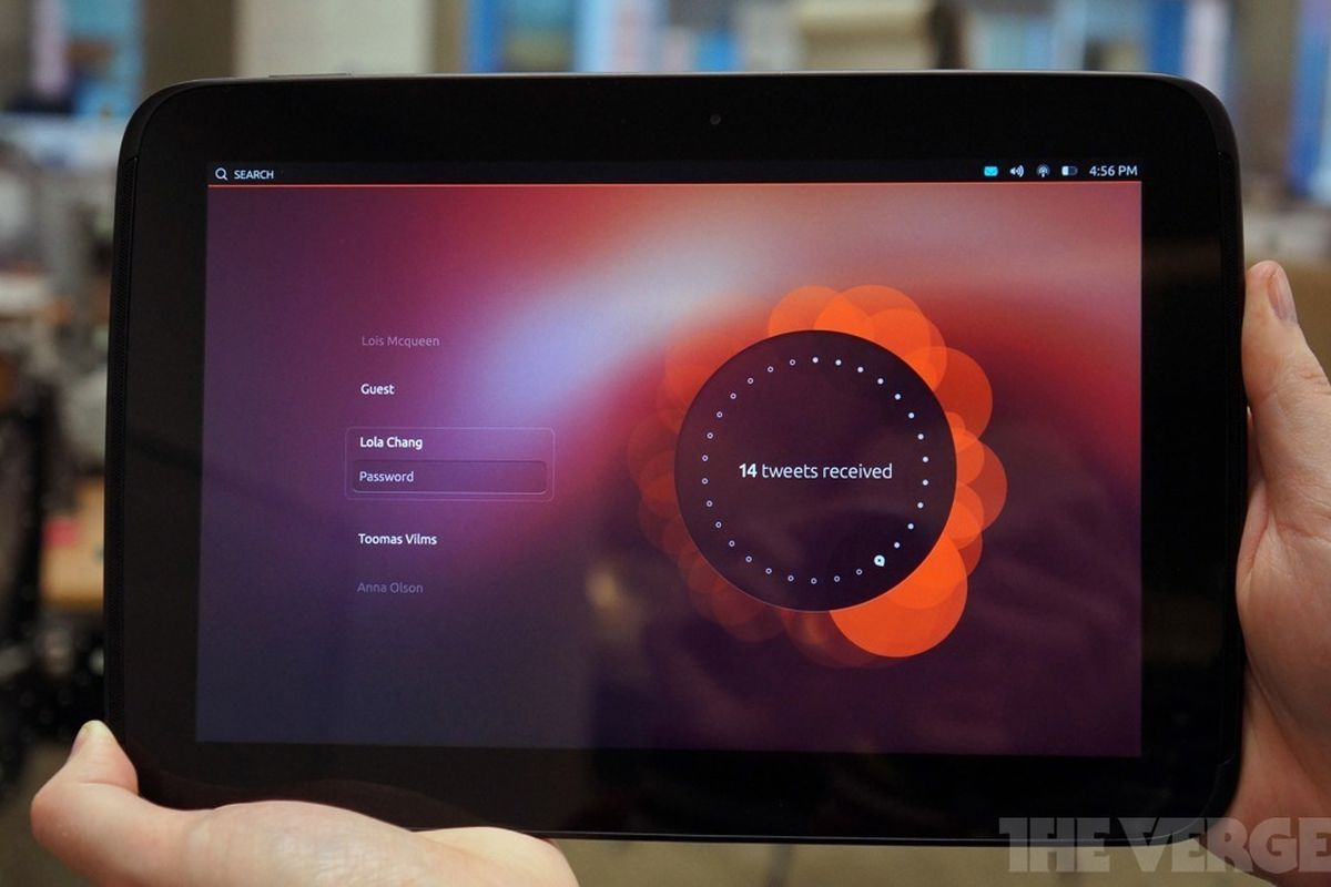 Ubuntu for tablets hands-on: an intriguing mix of Windows 8
