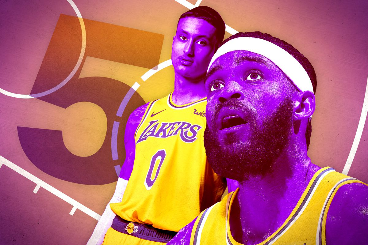 0e9f8254389 Who Is Going to Play Center for the Lakers? - The Ringer