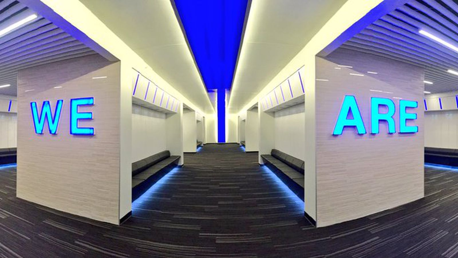 penn state unveils new and improved lasch locker rooms
