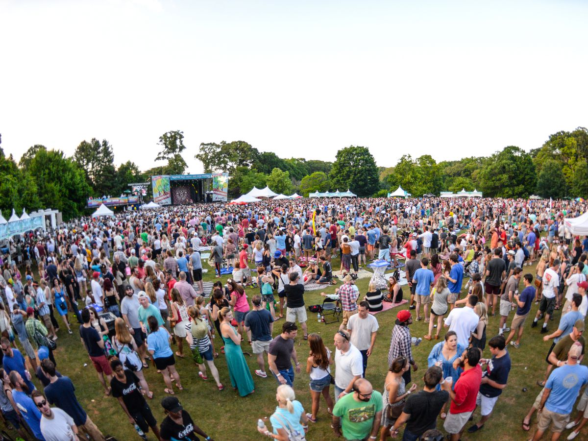93716a0668 Best bets for Atlanta's June festivals, events, mapped - Curbed Atlanta