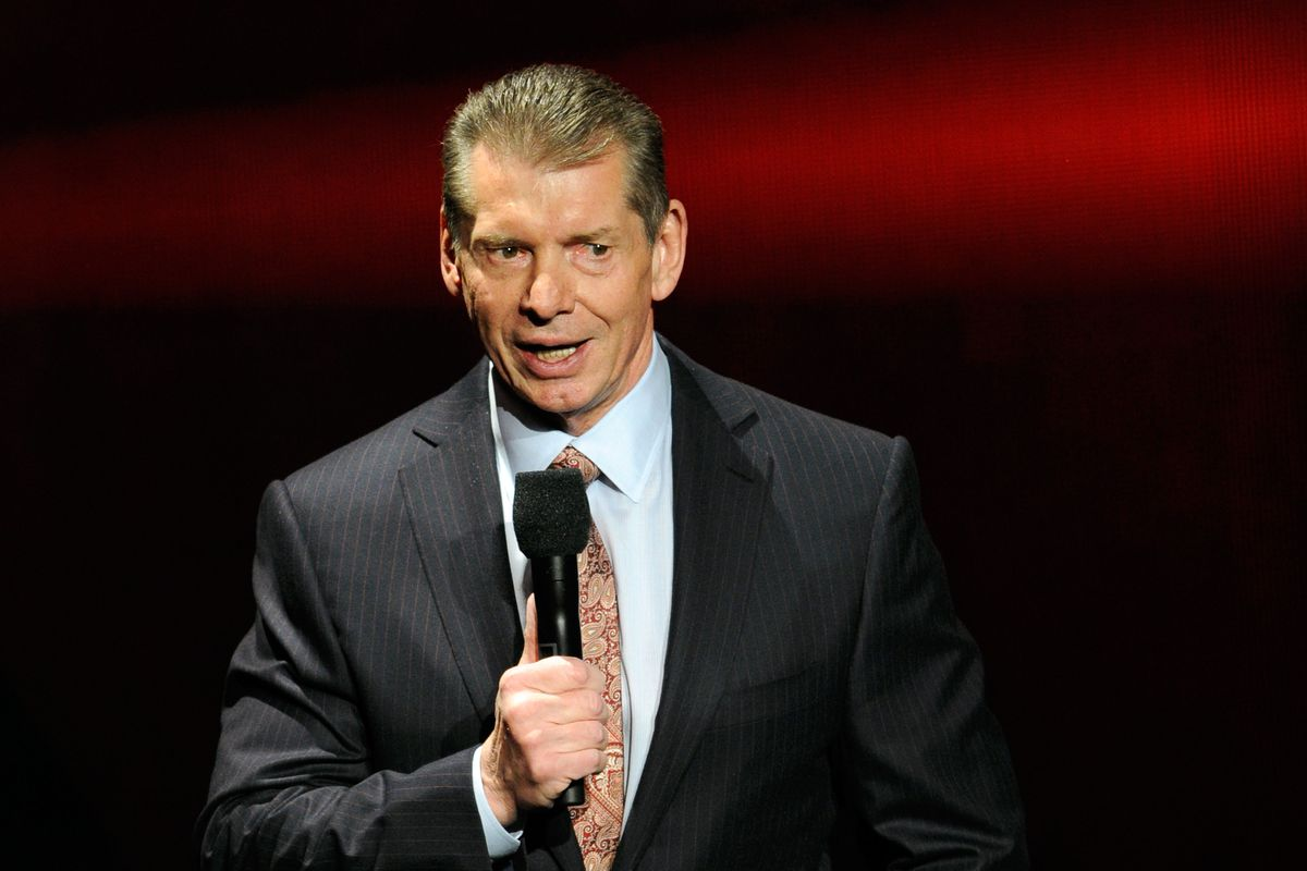 WWE's Vince McMahon will try to launch professional football league
