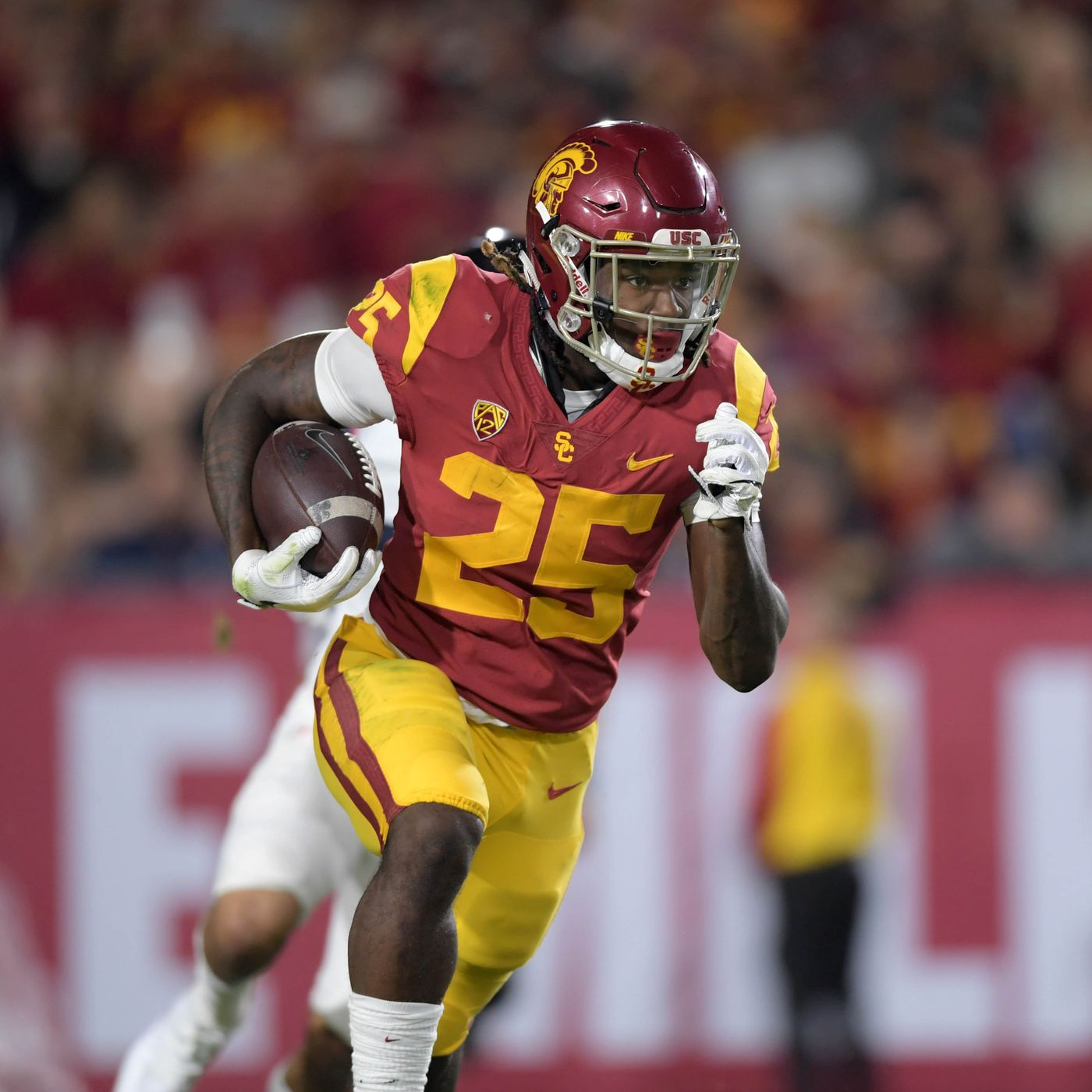 Report Broncos Are Having A Pre Draft Visit Workout With Usc Running Back Ronald Jones Mile High Report